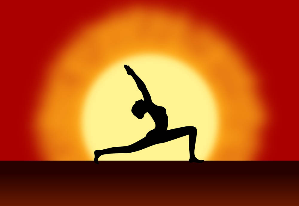 Image result for sun salutation