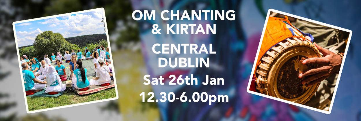 Chanting and Kirtan new