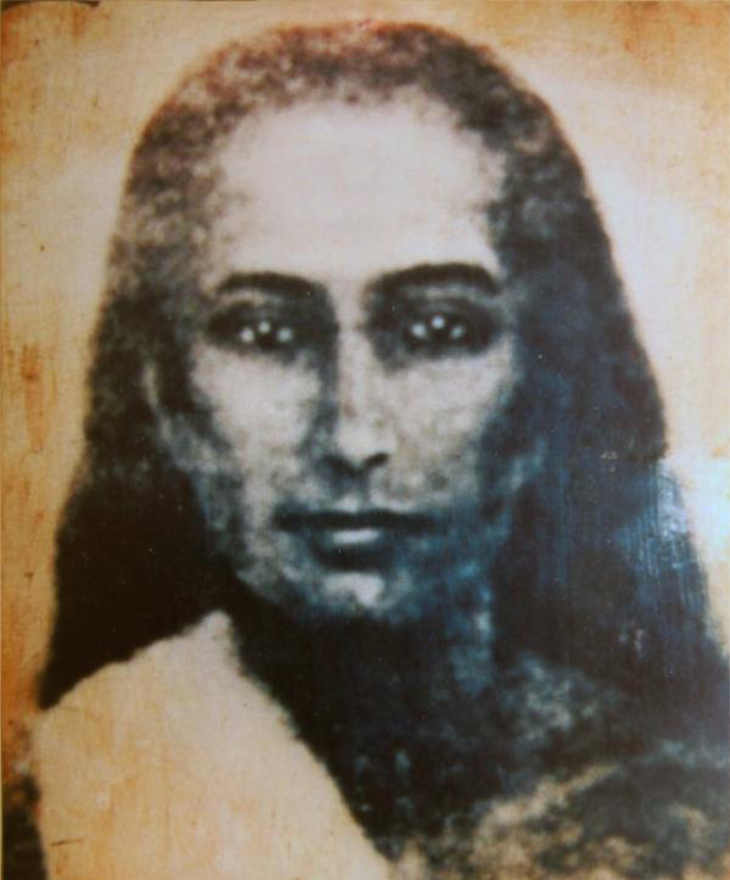 Mahavatar Babaji portrait