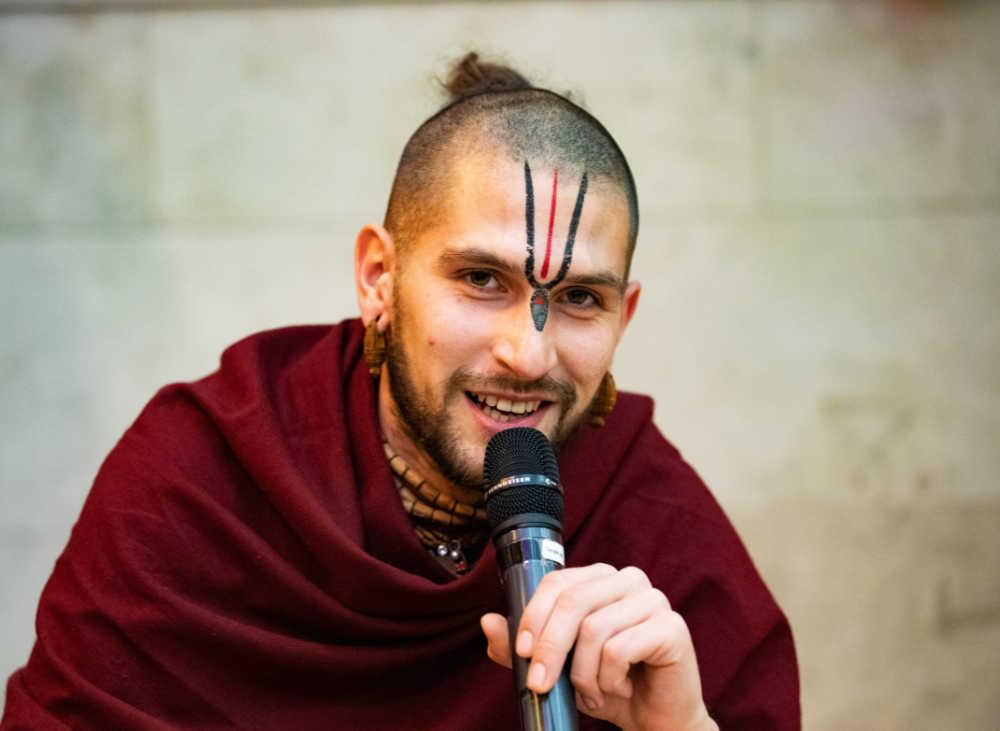Bhagavad Gita talk